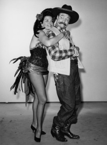 """The Red Skelton Show""Red Skelton, Jane Russell1953Photo by Gabi Rona - Image 0081_2024"