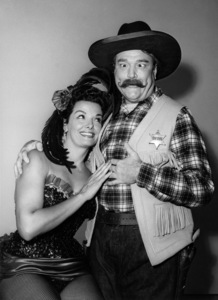 """""""The Red Skelton Show""""Red Skelton, Jane Russell1953Photo by Gabi Rona - Image 0081_2025"""