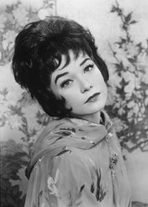 Shirely MacLaine, c. 1966.**J.S. - Image 0086_0353