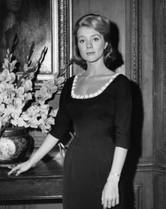"Inger Stevens in ""The Farmer"