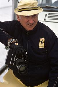 Sid Avery at Bonneville Salt Flats1974 - Image 0090_1064