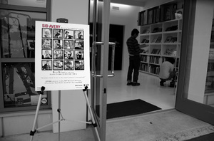 """Ron Avery book signing for """"Sid Avery: The Art of the Hollywood Snapshot"""" 12-15-2012 / Arcana: Books on the Arts / Culver City, CA © 2012 Andrew Howick - Image 0090_1089"""