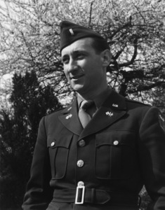 Second Lieutenant Sid Avery in Paris, FranceFebruary 1945 - Image 0090_1109
