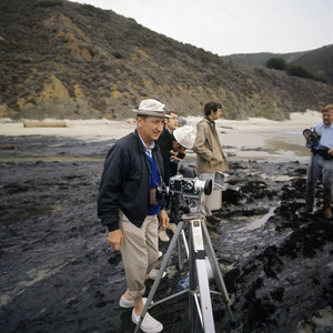 ProductionSid Avery shooting a United States Steel ad in Monterey, California 1968© 1978 Sid Avery - Image 0090_1121