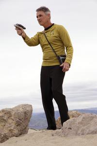"Ron Avery in ""Star Trek"" uniform 2019© 2019 Ron Avery - Image 0090_1125"