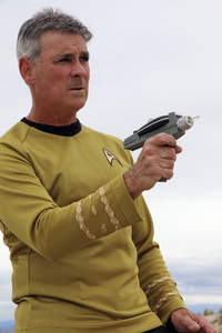 "Ron Avery in ""Star Trek"" uniform 2019© 2019 Ron Avery - Image 0090_1133"