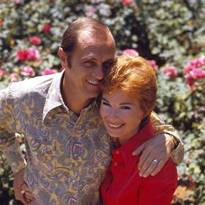Bob Newhart and wife Virginiacirca 1970s** H.L. - Image 0092_3013