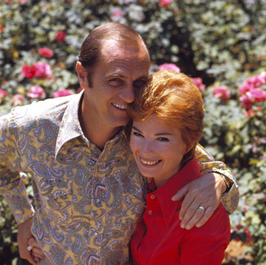 Bob Newhart and wife Virginiacirca 1970s** H.L. - Image 0092_3013