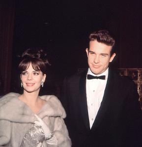 """Golden Globe Awards,"" 1962.Natalie Wood and  Warren Beatty. © 1978 Bernie Abramson - Image 0095_0002"