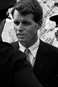 Robert F. Kennedy at the 1960 Democratic National Convention © 1978 Bruce McBroom - Image 0135_0006