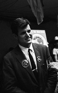 """Democratic National Convention""Edward Kennedy1960 / Los Angeles, CA © 1978 Bernie Abramson - Image 0135_0012"