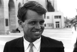 Democratic National Convention / Los Angeles, CA / Robert Kennedy1960 © 1978 Bernie Abramson - Image 0135_0025