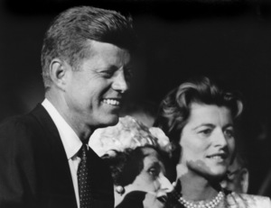 Democratic National Convention / Los Angeles, CA / John F. Kennedy, Rose Kennedy, Patricia Kennedy1960 © 1978 Lou Jacobs Jr. - Image 0135_0045