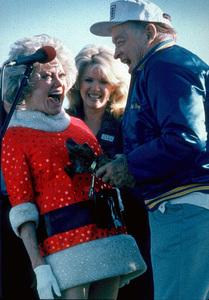 Bob Hope and Phyllis Diller at Hope