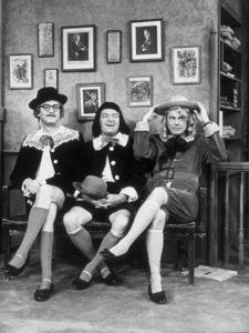 Bob Hope, Steve Allen, Jack PaarC. 1961 © 1978 Marv Newton - Image 0173_0419