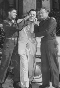 Bob Hope, Jerry Lewis, Milton Berle1952 © 1978 Bud FrakerMPTV - Image 0173_0425
