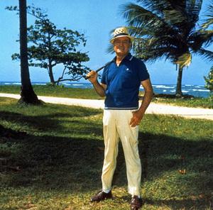 Bob Hope playing golfC. 1960 © 1978 Bud Fraker - Image 0173_0429