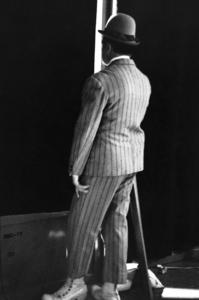 Bob Hope backstage at NBC C. 1962 © 1978 Bud Gray/MPTV - Image 0173_0513