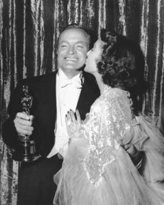 Bob Hope & Loretta Young, c. 1952.**I.V. - Image 0173_0540