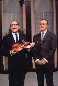 Bob Hope with Jack Benny, c. 1958.**I.V. - Image 0173_0563