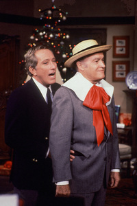 """Bob Hope with Andy Williams in the""""Andy Williams Show,"""" c. 1969.**I.V. - Image 0173_0580"""