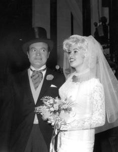 Bob Hope with Jayne Mansfield, c. 1961.**I.V. - Image 0173_0586