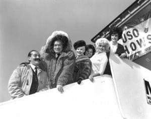"Bob Hope with Jerry Colonna, Jayne Mansfield,""U.S.O. Tour""1-24-62.**I.V. - Image 0173_0591"