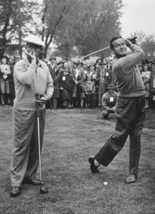 Bob Hope with Bing Crosbyc. 1947**I.V. - Image 0173_0600