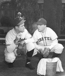 Bob Hope and Bing Crosby circa 1940s ** I.V. - Image 0173_0621
