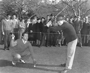 Bob Hope and Bing Crosby circa 1940s ** I.V. - Image 0173_0624