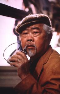 James Wong Howe, 1974 © 1978 Mel Traxel - Image 0175_0012