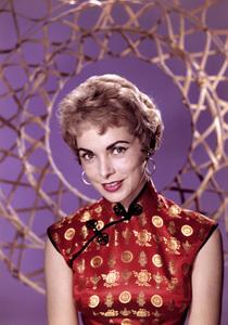 Janet LeighC. 1957 © 1978 Gene Howard - Image 0194_0130