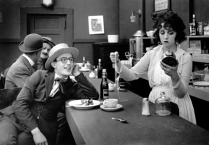 Harold Lloyd, Bebe Daniels, FLIRT, THE, Pathe-Rolin, 1917, **I.V. - Image 0198_0617