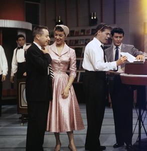 """The Gisele MacKenzie Show""George Gobel, Gisele MacKenzie, Eddie Fisher1957 © 1978 Sid Avery - Image 0202_0004"