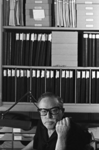 Dalton Trumbo in his office1961© 1978 Sid Avery - Image 0265_0009