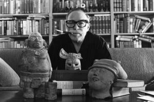 Dalton Trumbo in his office1961© 1978 Sid Avery - Image 0265_0011