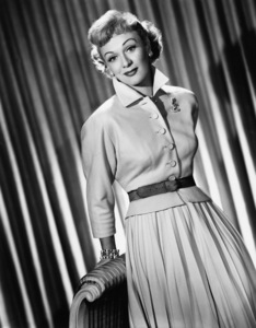 Eve Arden 1954Photo by Gabi Rona - Image 0287_0502