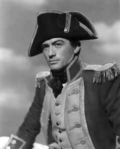 "Gregory Peck""Captain Horatio Hornblower""1951 Warner Brothersphoto By Bert Six - Image 0288_0102"