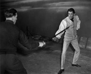 "Gregory Peck""Captain Horatio Hornblower""1951 Warner Brothersphoto By Bert Six - Image 0288_0105"