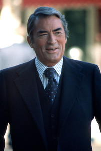 Gregory Peck © 1978 by Bud Gray - Image 0288_0125