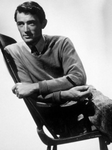 Gregory Peck 1943 © 1978 by Earnest Bachrach - Image 0288_0143