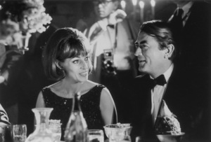 Gregory Peck& his wife Veronique1966 © 1978 Kim Maydole Lynch - Image 0288_0226