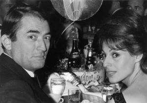 Gregory Peck& his wife Veronique1963 © 1978 Kim Maydole Lynch - Image 0288_0227