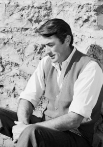 Gregory Peck1958© 1978 John Engstead - Image 0288_0253