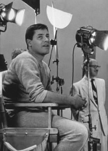 Jerry Lewis and publicist John Del Valle1956  Photo by Bill Avery - Image 0292_0461