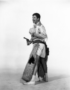 """Jerry Lewis in a publicity still for """"Pardners""""1956Photo by Bud Fraker - Image 0292_0485"""