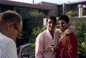 Jerry Lewis and Dean Martincirca 1955Photo by Gerald Smith - Image 0292_0512