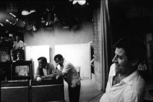 Jerry Lewis rehearsal for NBC TV Show, 1960 Photo: Ernest Reshovsky © 1978 Marc Reshovsky - Image 0292_0515