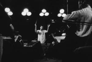 Jerry Lewis rehearsal for NBC TV Show, 1960. Photo: Ernest Reshovsky © 1978 Marc Reshovsky - Image 0292_0521