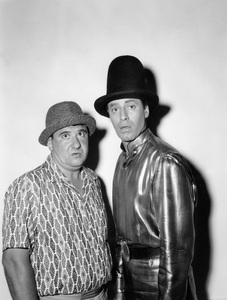 Jerry Lewis and Buddy Hackettcirca 1959 © 1978 Bud Fraker - Image 0292_0552